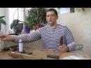 Тест ножа от Уральская Ремесленная Мастерская Аника стал СН 1 Игоря Рекуна часть2