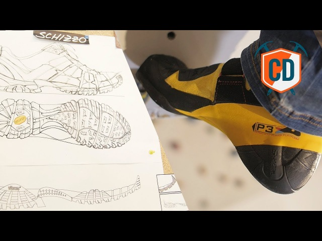 How Do Vibram Make The Rubber For Your Climbing Shoes? | Climbing Daily Ep.1031