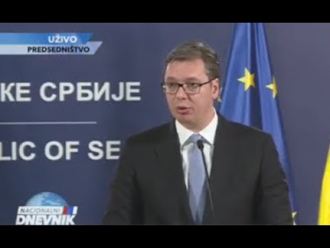 Vučić Mišel doneo nove predloge