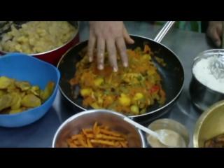 Праздничное меню, чсть2 - Уроки ведической кулинарии
