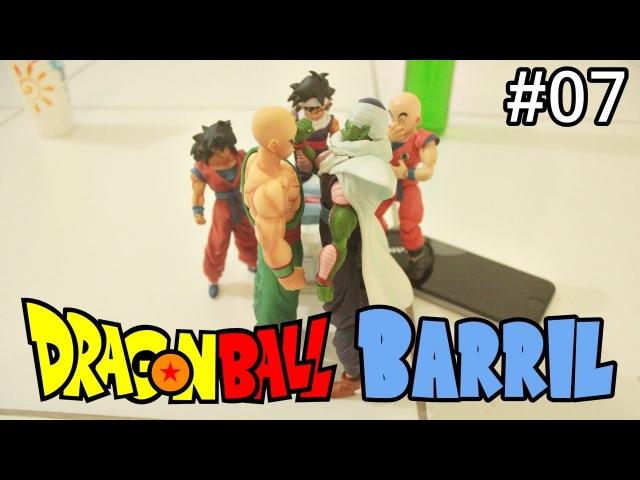 DRAGON BALL BARRIL 07 CHOQUE DE RIMAS PICALLO E PENSE EM RÃ