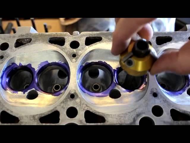 VW MK1 Scirocco Neway Valve Job