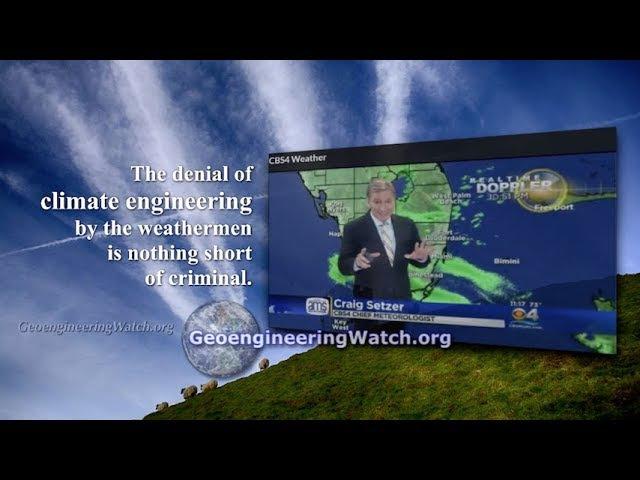 Damning Admissions From Weathermen And A Geoengineer Dane Wigington Geoengineering Watch