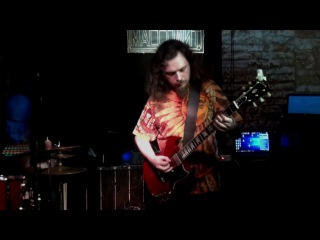 """Maat Lander """"Fields of Serenity"""" live  @ Mассолит 