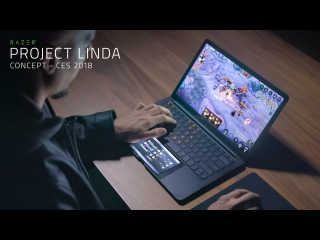Project Linda | Razer @ CES 2018