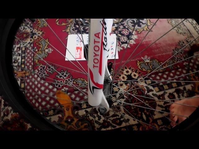 Наклейки на велосипед!Авто мото вело наклейки!Видео.