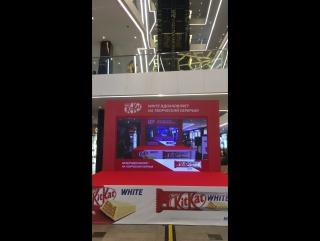 KitKat white Беларусь