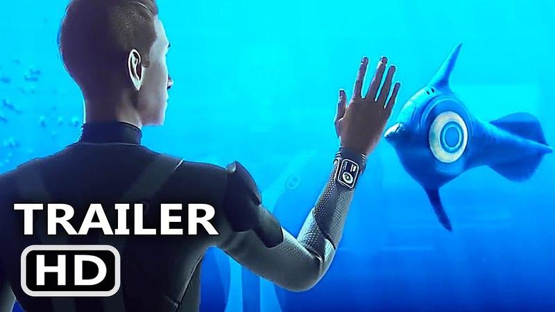 PS4 Subnautica Cinematic Trailer 2018
