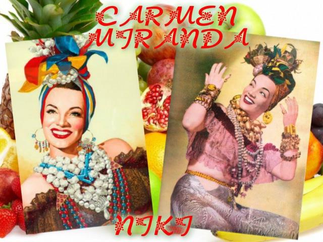 Carmen Miranda Кармен Миранда