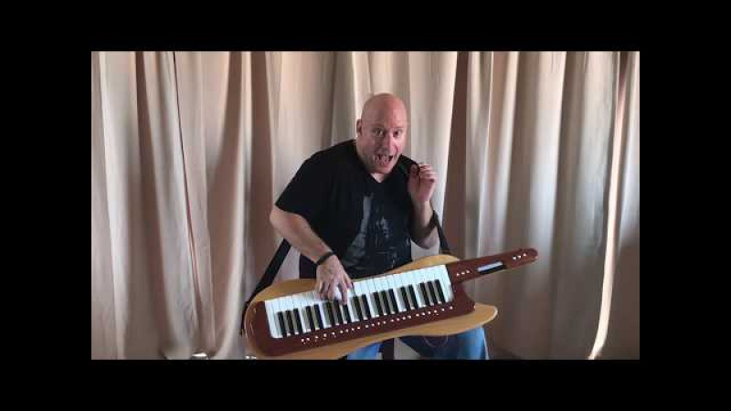 RealGuitar 5 Performance Video w Keytarjeff