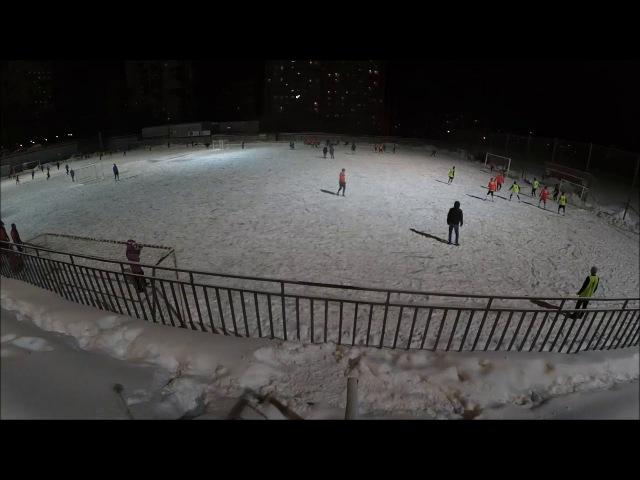 Arsenal Suksun Смена Зимний Чемпионат НФЛ 20 декабря