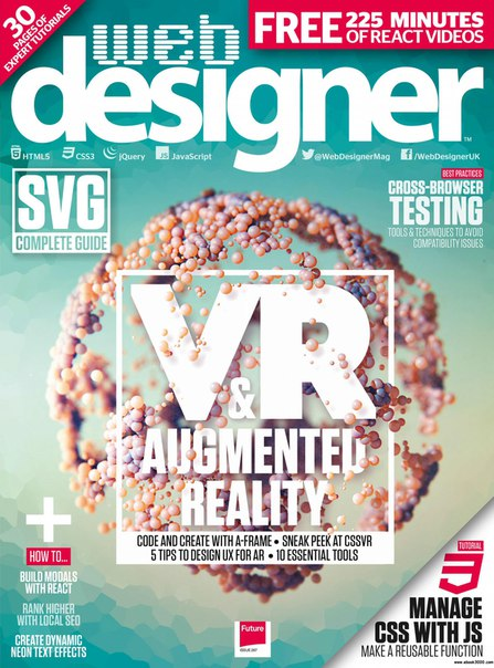 Web Designer 2018