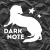 Dark Note - Скетчбуки | Открытки | Термостаканы