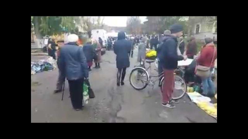 Бережанський базар ярмарка відпочиває