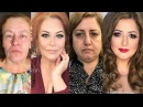 Most Incredible over 50 Makeup Hair Transformations Compilation