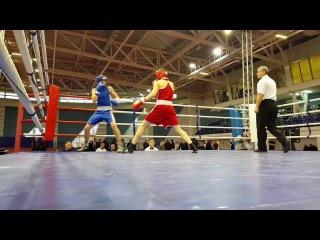 highlite 75кг Андреев Даниил (ЦСКА-СПБ) vs Воробьев Георгий (Кемеровская)