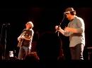 Brian Fallon Chuck Ragan Harsh Realms Tom Gabel cover @Revival Trix Antwerp 2011