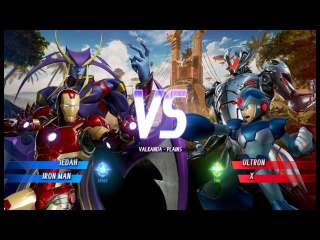 MVCI Exhibition Match Featuring Jedah and Gamora