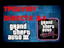 Игра требует DirectX версии не ниже 8 1 Windows 10