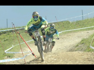 Norco Factory Racing - Leogang DH world cup 2017