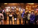 Ой у Вифлеємі ІБЦ співає колядки на Майдані