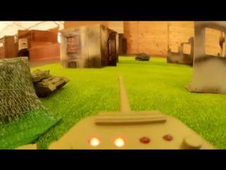 """""""Танковые Бои"""" в Лагуне Юг! Не пропустите, баталии между легендарным Т-34 и немецким Тигром"""