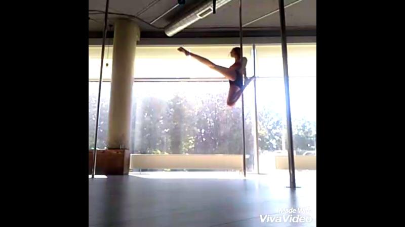 Pole Dance (обрізане відео)