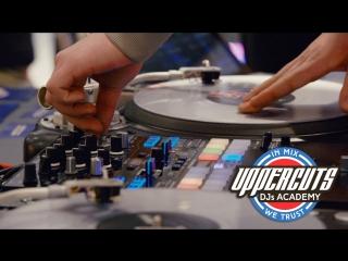 UPPERCUTS DJs Academy - МК в «Республике»