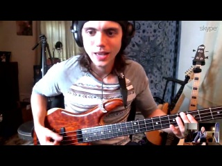 Cody Wright - Sticking with the Pick /// Scott's Bass Lessons