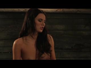 Пусть короткое но шикарное видео. (госпожа, рабыня, доминация, domination, strapon, lesbian)