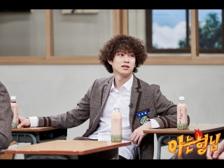 Знающие братья /Ask Us Anything /Knowing Brother ep 105 Чуно (2PM), Юн Сэа (рус.саб)