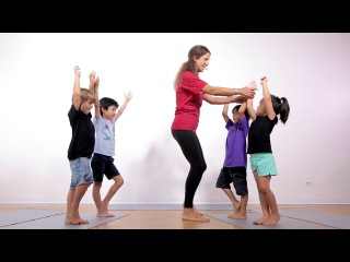 Yoga For Beginners | 20 Minute Kids Yoga Class with Yoga Ed. | Ages 3-5
