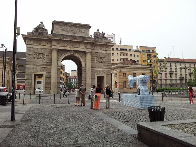 Прогулки по современному Милану, изображение №2