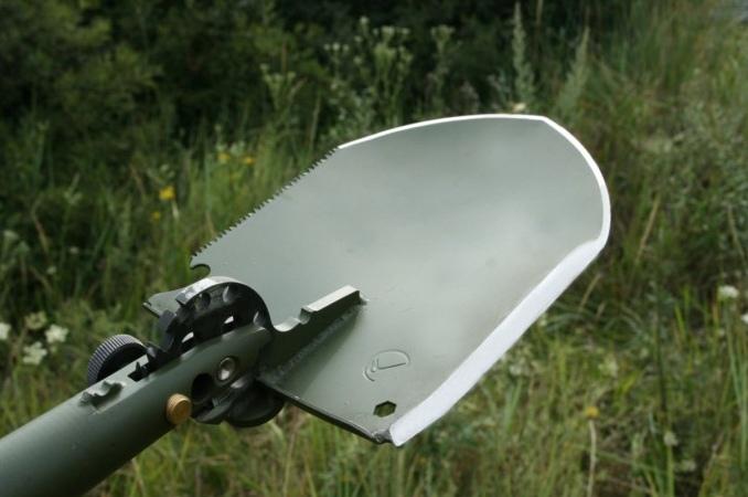 Шанцевый инструмент — саперная лопата, изображение №3