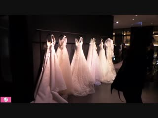 Vera wang fall 2019 bridal collection viewing party in chicago