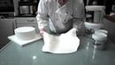 Сахарная мастика для покрытия «FLAST» – Обтяжка и декорирование торта