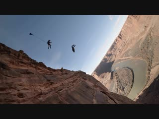Gopro awards  base jumping with fpv drone in 4k