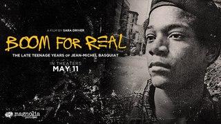 Баския: Взрыв реальности   /   Boom for Real: The Late Teenage Years of Jean-Michel Basquiat     2017     Official Trailer