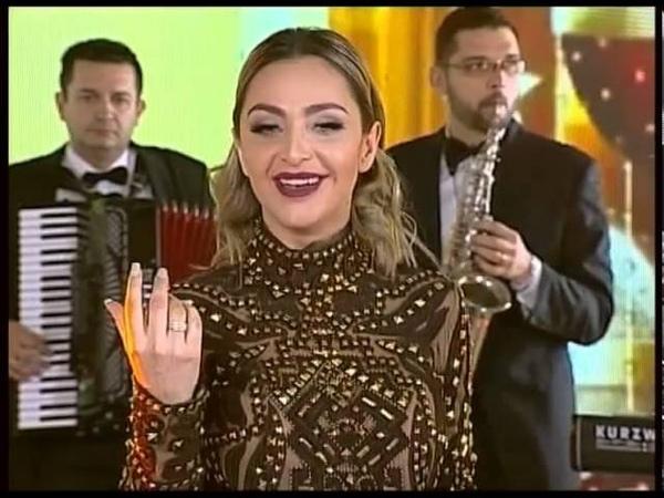Maya Berovic Alkohol Novogodisnja DMSAT zurka TvDmSat 2016