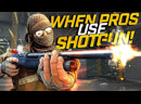 When PROS use SHOTGUN - FragMovie [2019] CSGO