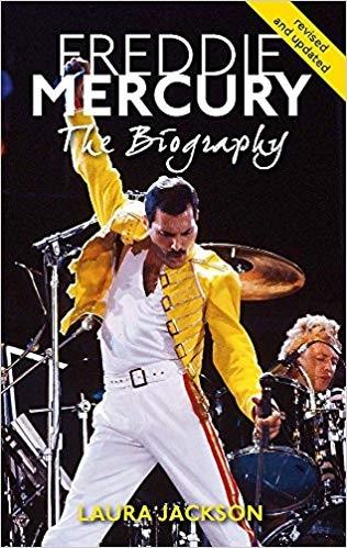 Laura Jackson, Freddie Mercury The Biography