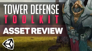 Asset Review: Tower Defense Toolkit | Unity