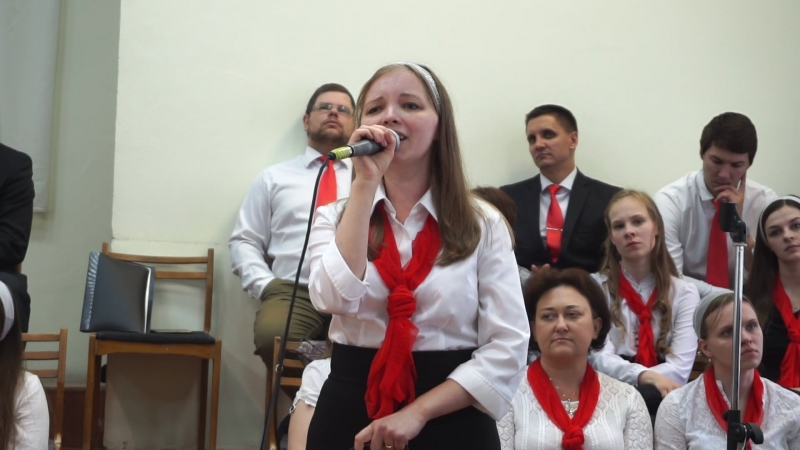 201800702 Молитва Мария Глубоченко Ольга Вельгус