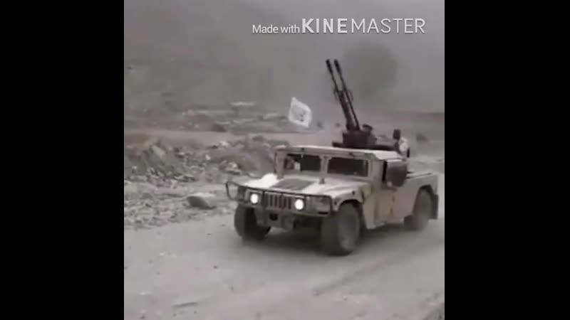 Interweave of taliban fild commander abut shotdown of American B-52 in Helmand Afghanistan