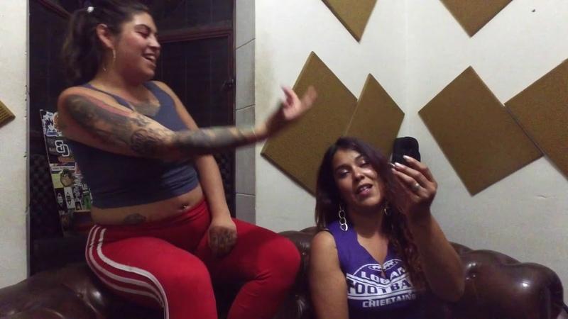 Lunah Latinah SativanderGround San Lee en el beat Fruta Fres k audio directo