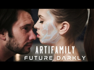Jill kassidy - future darkly: artifamily (step dad, hardcore, teen, family roleplay, deepthroat, gagging, step daughter)
