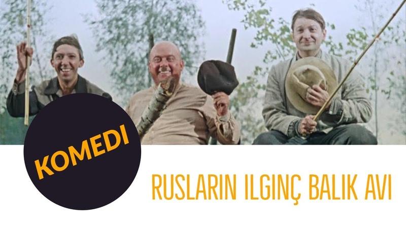 Rusların Komik ve İlginç Balık Avı Videosu