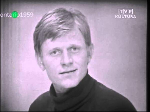 Piotr Szczepanik Jesteś tu TVP 1967