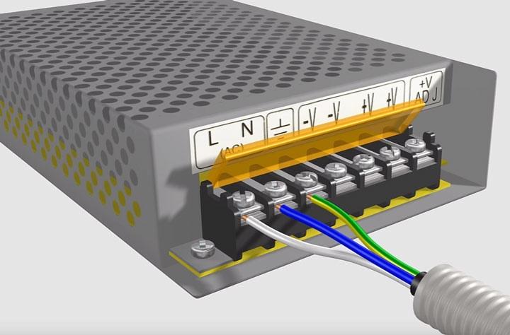 Монтаж и подключение светодиодной ленты часть 2, изображение №4