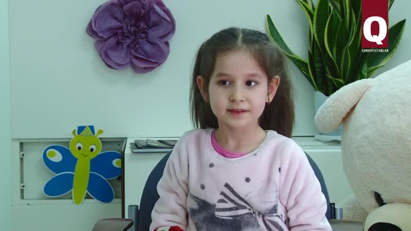 İstidatlı çipçeçik – Nazmiye Kerimova